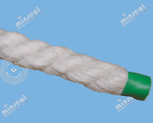 3130 Ceramic Fiber Twisted Rope