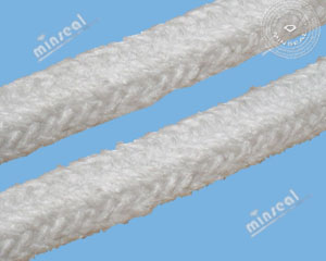 3140 Ceramic Fiber Square Braid