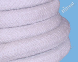 3150 Ceramic Fiber Round Braid