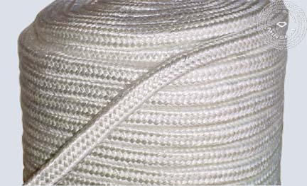 Fiberglass Square Braid